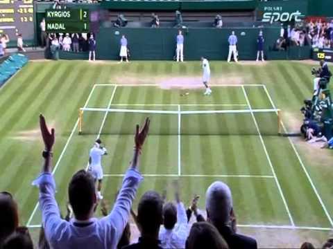 Nick Kyrgios - Rafael Nadal_Wimbledon-2014_p-04