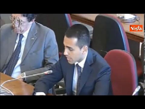 LEGGE ELETTORALE. DI MAIO (M5S) A RENZI: GRAZIE PER STREAMING, VOGLIAMO LEGGE A TUTTI I COSTI