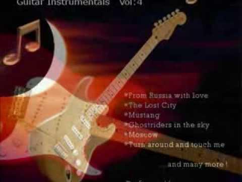 Spotnicks - Sentimental Guitar