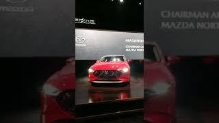 2019 Mazda 3 & CX-5 Press Conference at 2019  NY Auto Show