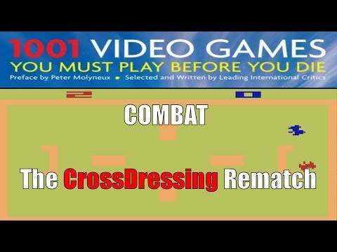 0005 - Combat *The Crossdressing Rematch* - 1001 Video Games You Must Play Before You Die