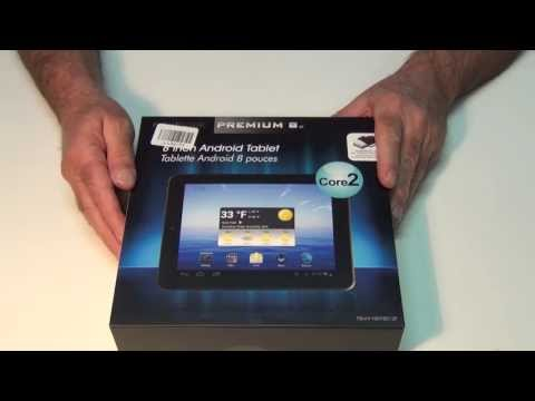 Nextbook Premium 8SE Dual Core Tablet PC 8