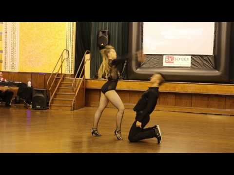 Arthur & Layssa Liebscher | 2014 Sydney International Zouk Festival