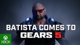 Gears 5 | Batista Gameplay Reveal