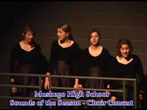 2009 Sounds of the Season Choir Concert  - joy to the world