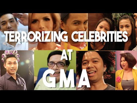 Surprising Artistas at GMA Network (Pabebe Girls, Kuya Germs, Moymoy Palaboy, Maria Sofia Love)