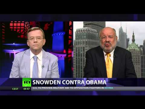 CrossTalk: Snowden contra Obama