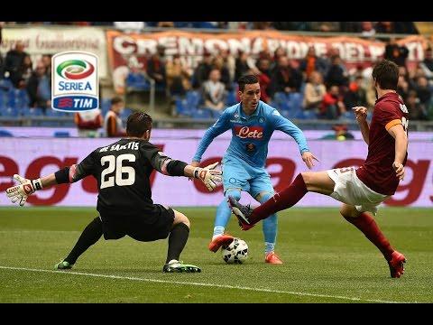 Roma 1-0 Napoli - Highlights - Giornata 29 - Serie A TIM 2014/15