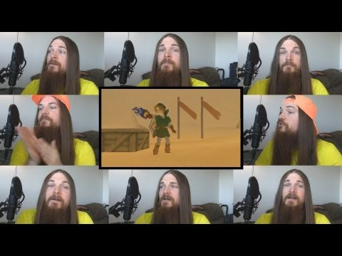 Gerudo Valley Acapella - Zelda Ocarina of Time