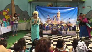 Show de princesas - Kid City Shows Infantiles