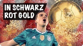 In Schwarz Rot Gold - VORSTADTSAGA (WM Song 2018)