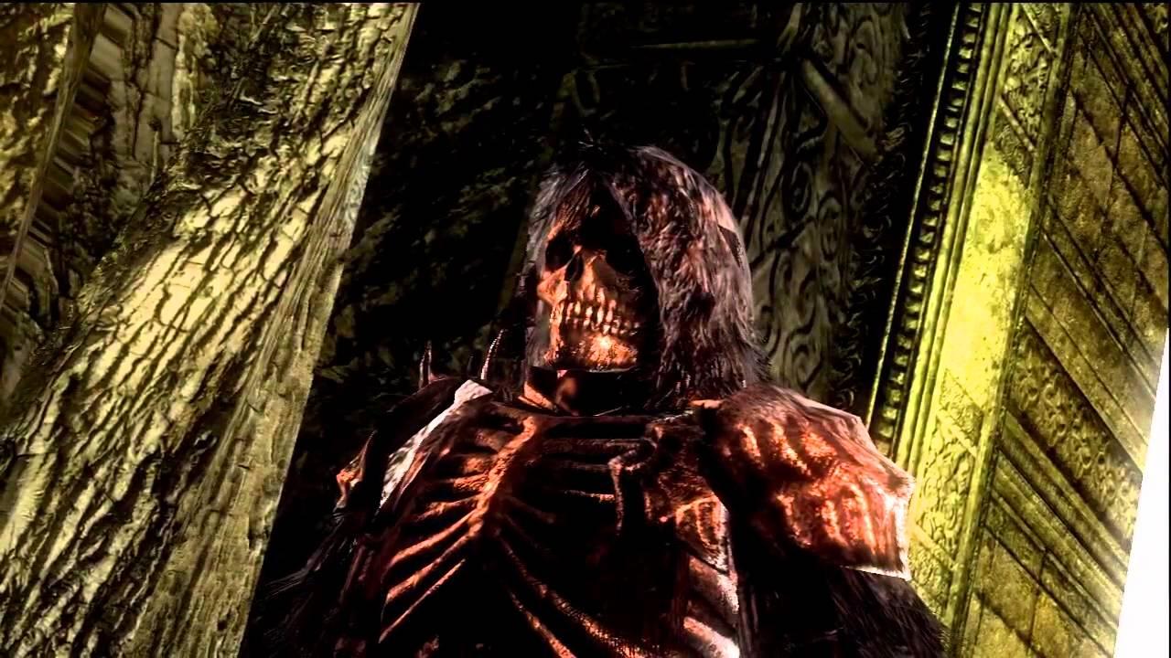 Dark Souls Evil Ending