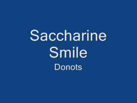 Donots - Saccharine Smile