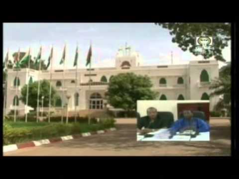 Le JT du Niger Vendredi 17 10 2014