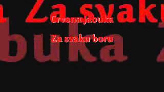 Watch Crvena Jabuka Za Svaku Boru video