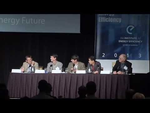Electrochemical Energy Storage Technologies - 2013 UC Santa Barbara Summit on Energy Efficiency