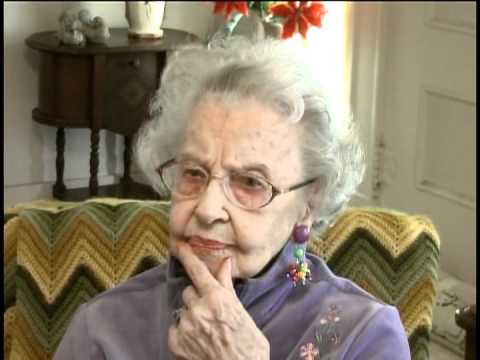 Fern Groh s Interview at 103 years Old !