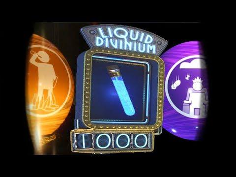 1000 LIQUID DIVINIUM GOBBLEGUM OPENING + BONUS Call of Duty Black Ops 3 Zombies Dr Monty