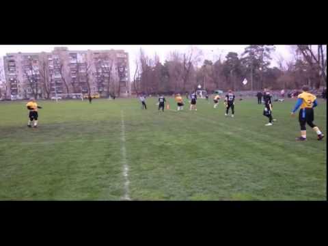 2014-04-12 Вінницькі Вовки - Молотобійці Фінал Флаг-футболу