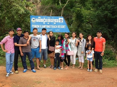 Kampong Trach Mountain Resort - Kampot Province - Cambodia