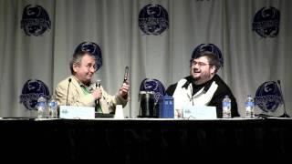 Doctor Who: Sylvester McCoy Reads The Stonehenge Pandorica Speech & Talks Sonic Screwdrivers