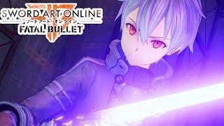 KIRITO CLONE, BETRAYAL OF COMRADES!   SAO: Fatal Bullet DLC 2 Gameplay Walkthrough Part 1 (PS4 Pro)