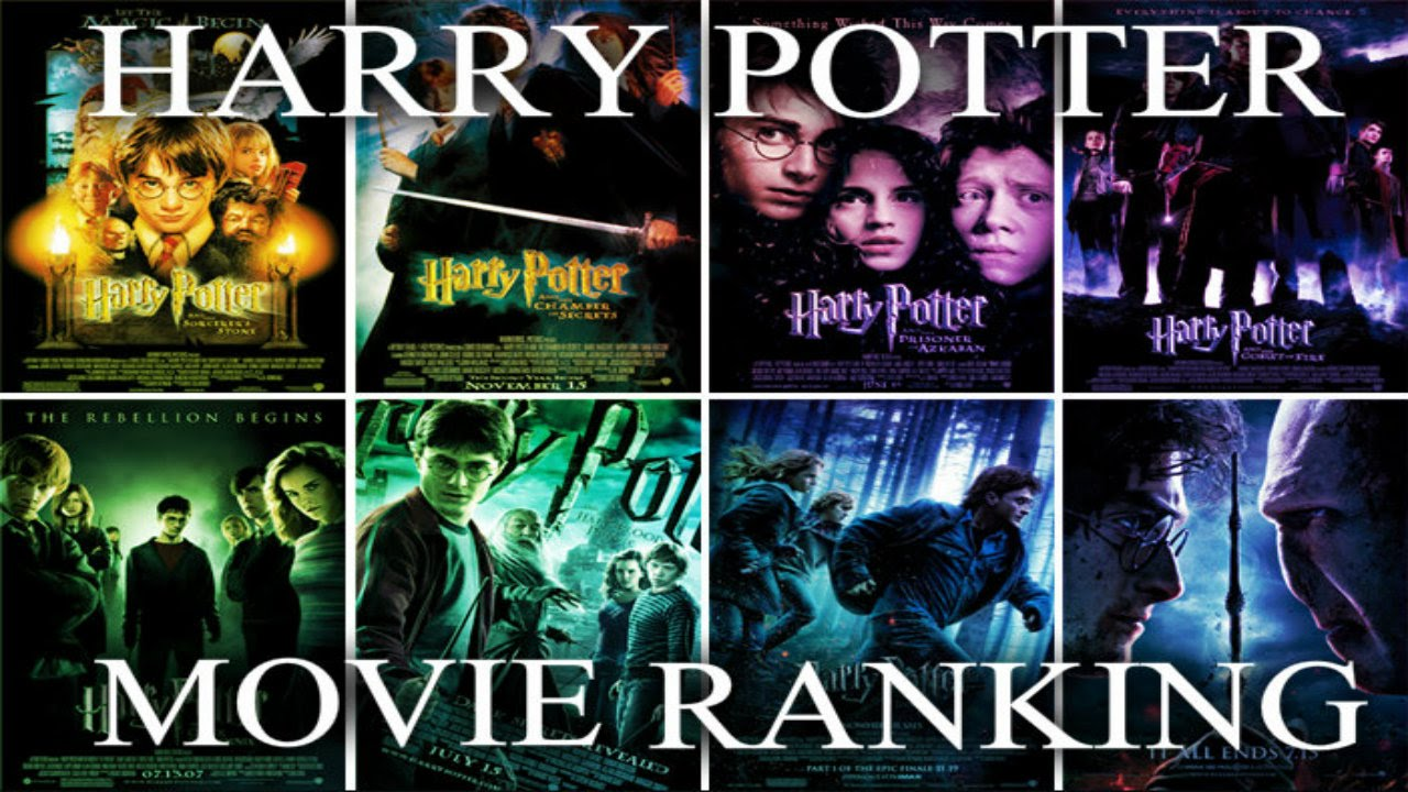 Harry Potter Movies in Order 17 Hogwarts Through The