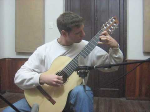 Antonio Lauro - Four Estudio En Imitaciones - No 2