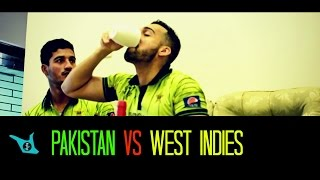 Pakistan VS West Indies WORLD CUP 2015 Match Highlights - SHAM IDREES