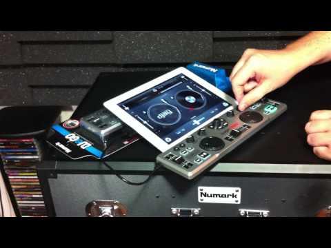Обзор контроллера Numark DJ2GO