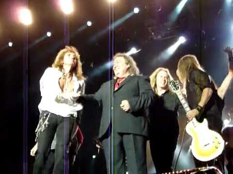 WHITESNAKE with Bernie Marsden and Adrian Vandenberg @ Sweden Rock 2011