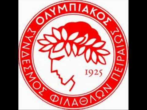Olympiakos anthem