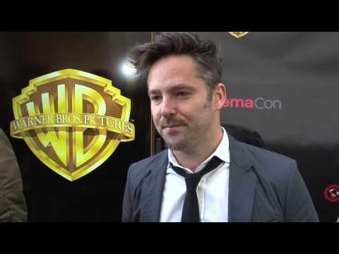 Black Mass: Scott Cooper Exclusive CinemaCon Interview (2015)