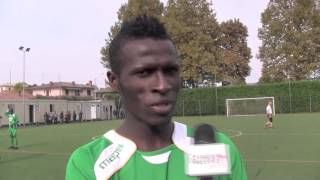 El hadji Cissé: Dal Senegal su una barca. Ora gioco a calcio