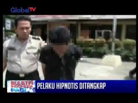 Pelaku Hipnotis Dengan Cara Menepuk Pundak, Ditangkap - BIP 01/09