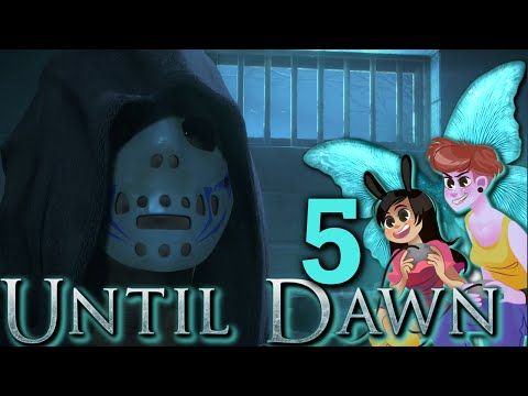 UNTIL DAWN 2 Girls 1 Let's Play Part 5: Dungeon thumbnail