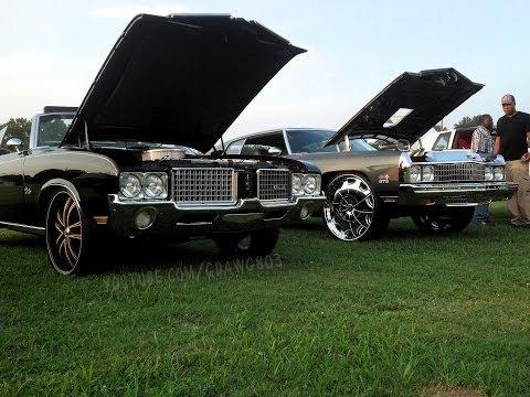 Whips @ Gucci Mane Car Show - Orangeburg SC