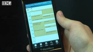 RIM demos key features in BlackBerry 10