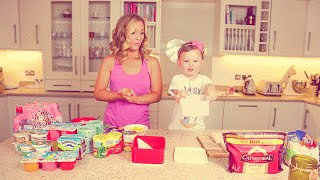 #ad | HOW TO: Back To School Lunchboxes with the SACCONEJOLYs!