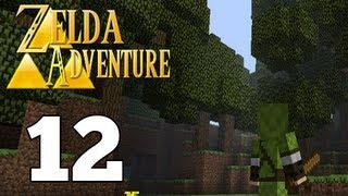 Minecraft Mod: Zelda Adventure - Let's Play Adventure Craft: Zelda Adventure Part 12: Forest Dungeon