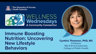Immune Boosting Nutrition: Uncovering New Lifestyle Behaviors
