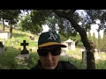 A Haunting Haunted Cemetery Ghost Caught on Tape