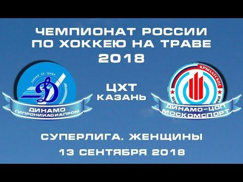 /13.09.2018/ Динамо-Гипронииавиапром - Динамо-ЦОП Москомспорт Q1
