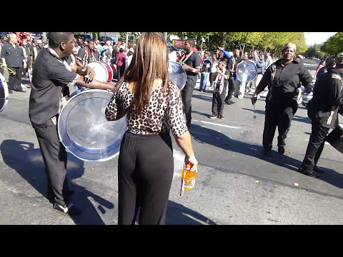 Panamanian Day parade Oct 12th 2013 Brooklyn NY