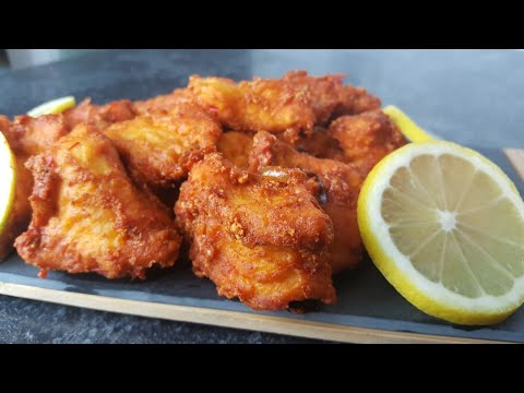 Apollo fish fry /fish fry/how to make fish fry /snack recepie/ramazan recepie
