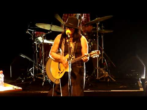 Rodriguez - Like a Rolling Stone, Live in Dublin 2012 [HD]