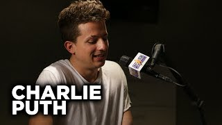 """Charlie Puth Talks New Album """"Voice Note"""" & Touring With Shawn Mendes"""