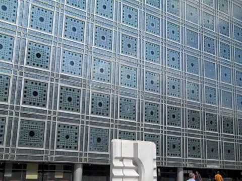 Modern architecture in and around Paris - YouTube - photo#29