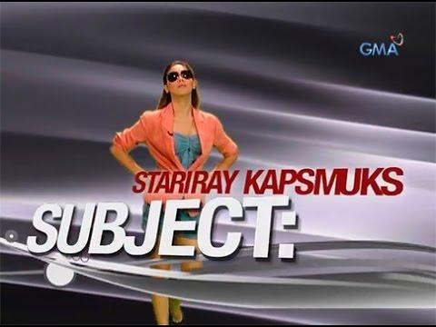 Startalk Online Exclusive: Da Who si Stariray Kapsmuks?