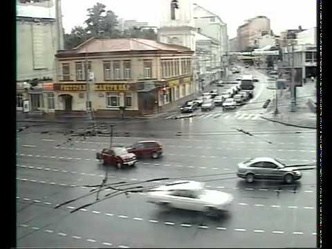 Rusyada Trafik Kazaları